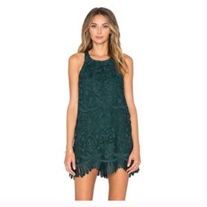 lovers and friends lace dress